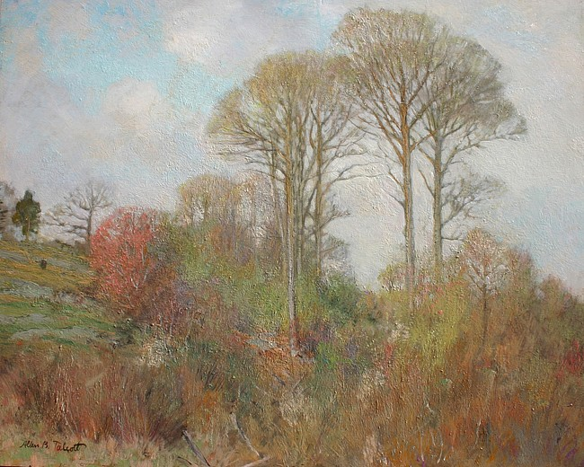 Current Exhibition: Our Man in the Field: An exhibition and sale of paintings by 